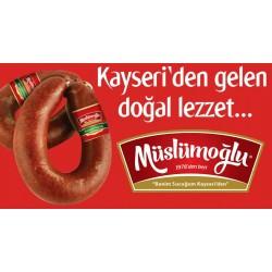 Müslümoğlu Dogal Evlik Parmak Sucuk ( 2kg )